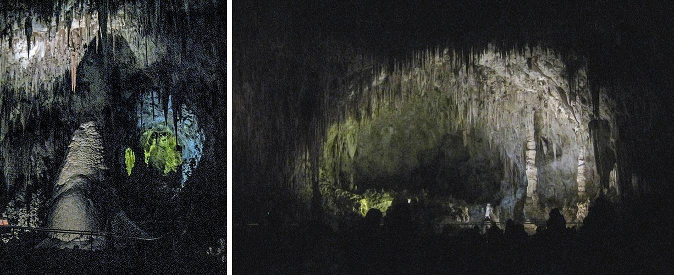 Carlsbad Cavern Big Room Walk