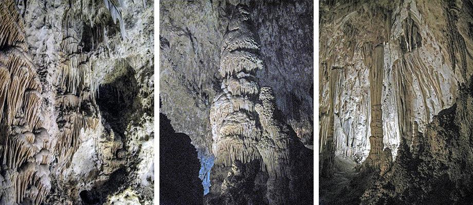 Carlsbad Cavern Formations